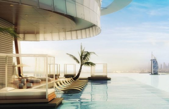 The Palm Tower Residences by Nakheel